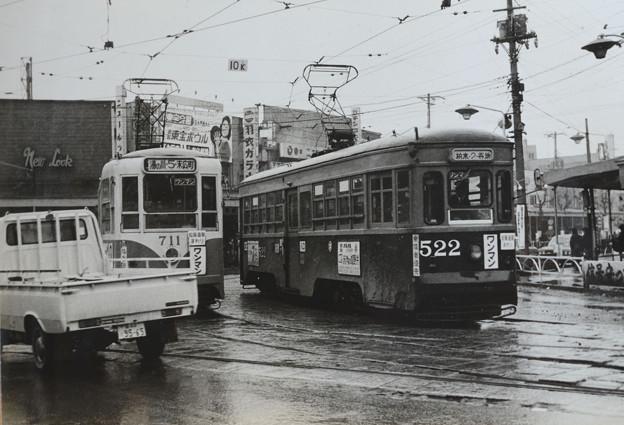 Photos: 函館市電 1969-#4