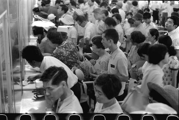 1970年大阪万博の一コマ #8