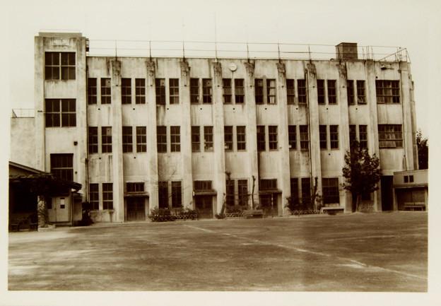 焼け跡の小学校 1959