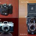 Photos: classical cameras