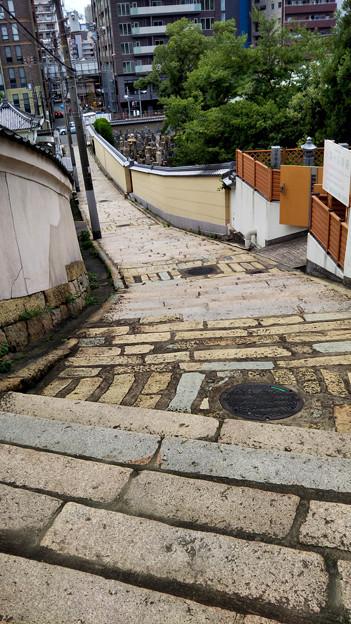 大阪 坂の町#13 源聖寺坂
