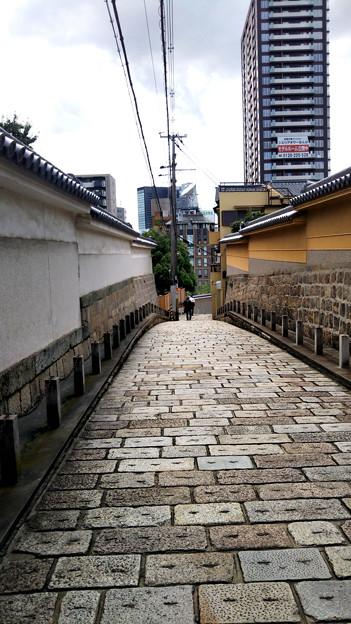 大阪 坂の町#15 口縄坂