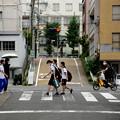 大阪 坂の町#17 玉造付近