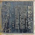 Photos: 熊野街道 表示板