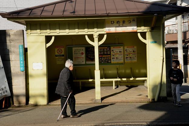 阪堺電車ひめまつ停留所