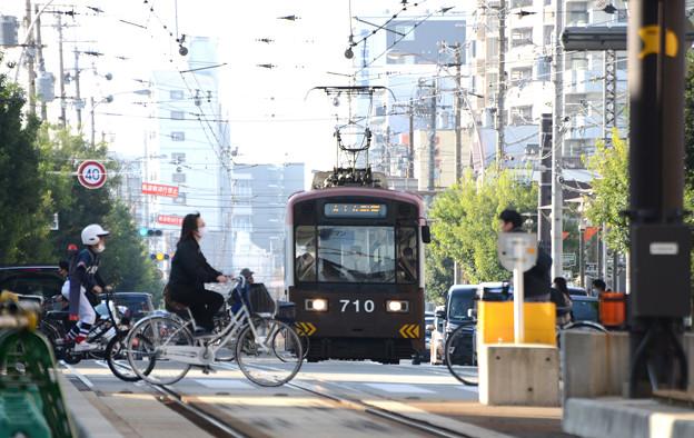 Photos: 阪堺電車#2