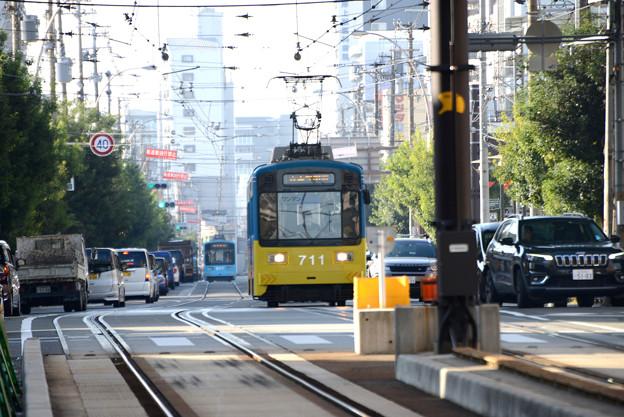 Photos: 阪堺電車#1
