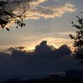 馬頭星雲のような雲