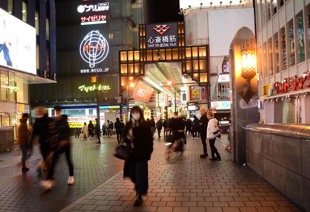 Photos: 心斎橋筋夜景