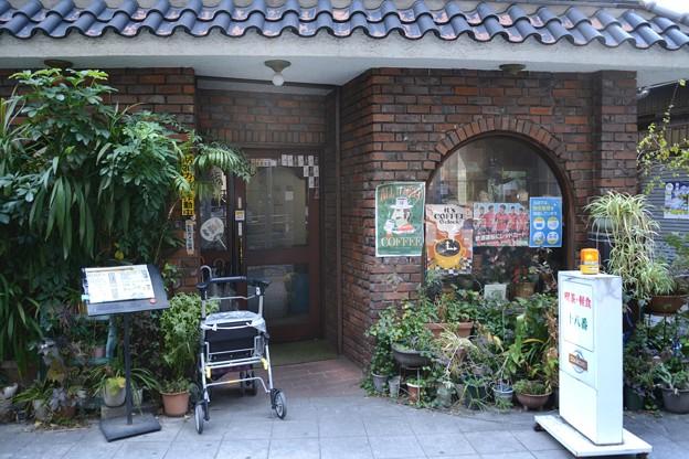一応喫茶店