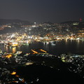 写真: 長崎の夜景