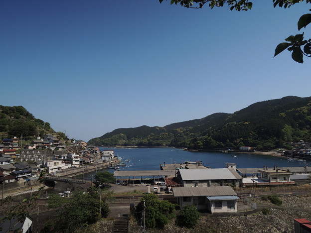 写真: 二木島の風景