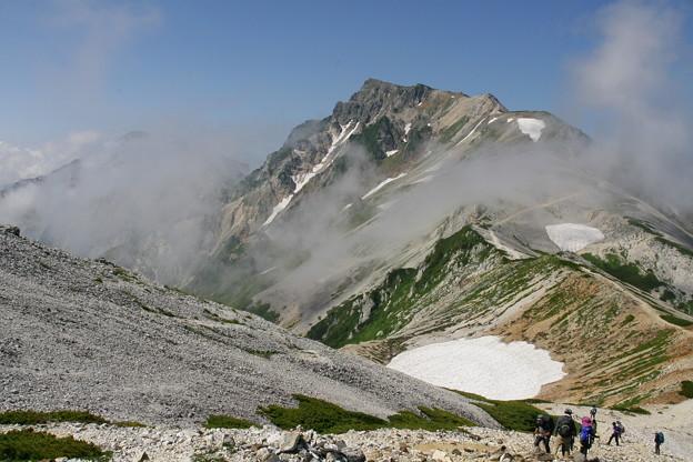 絶景の稜線歩き