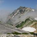 Photos: 絶景の稜線歩き