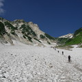 Photos: 白馬大雪渓