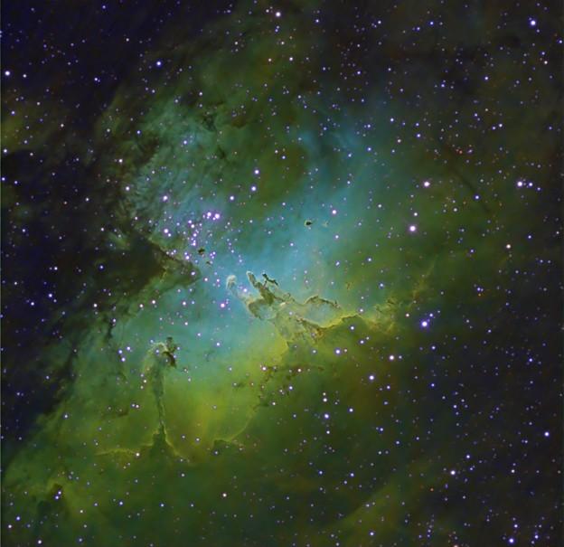 女王星雲 M16