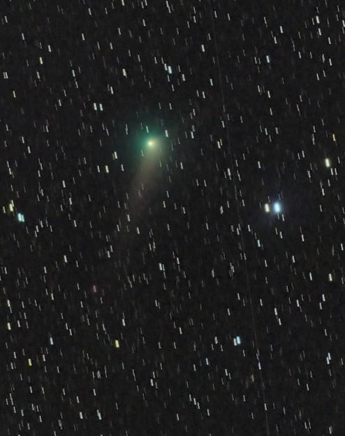 C2015V2 ジョンソン彗星 17/06/16