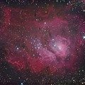 写真: 干潟星雲M8