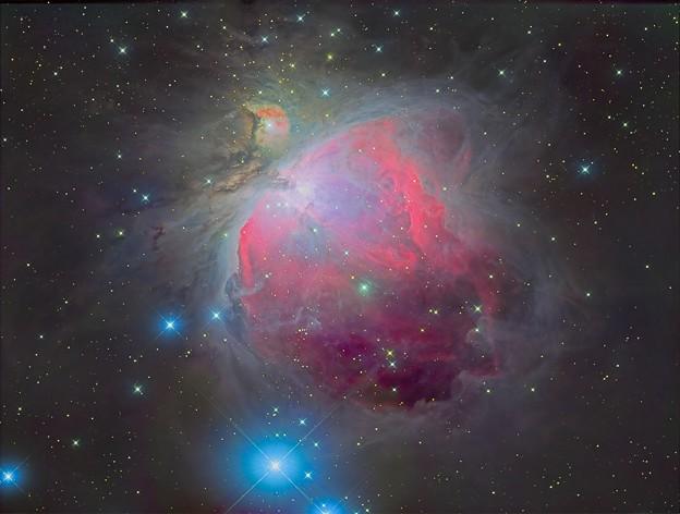 オリオン座大星雲2020