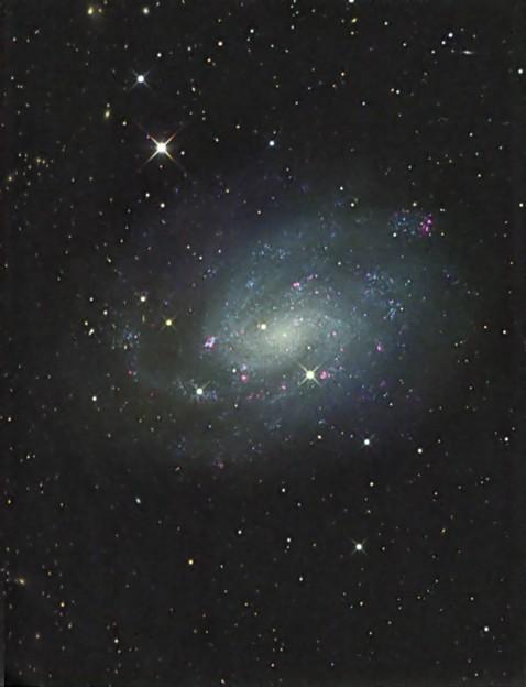 渦巻銀河NGC300