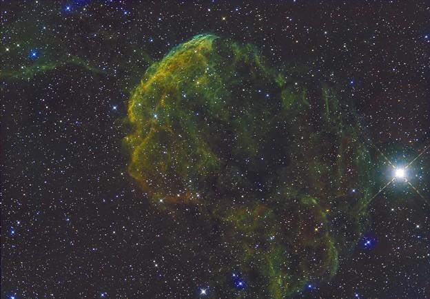 くらげ星雲 IC443
