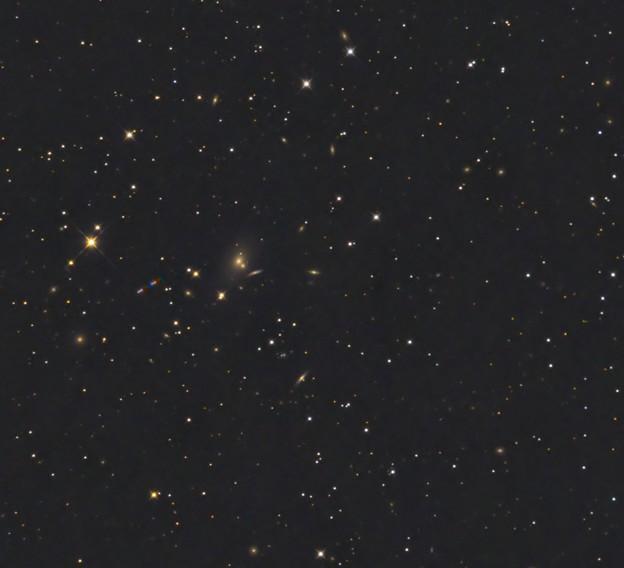 NGC2832付近