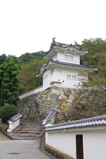 龍野城跡・隅櫓(3)