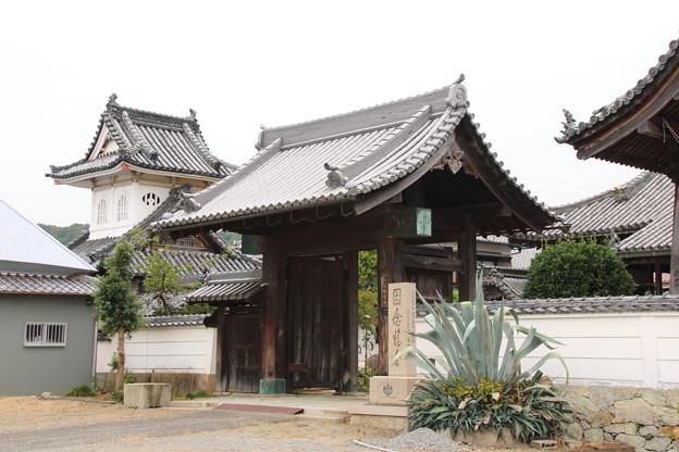 因念寺・山門(1)