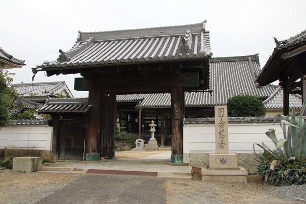 因念寺・山門(2)