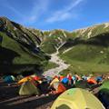 Photos: [2020年8月10日]雷鳥沢キャンプ4