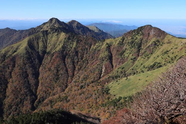 [2020年10月25日]石鎚山3