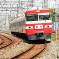 東武1800系臨時列車に遭遇♪