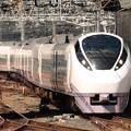 E657系ひたち14号上野入線