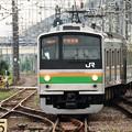 Photos: 205系Y11編成661M黒磯行き