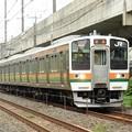 Photos: 宇都宮線を行く211系