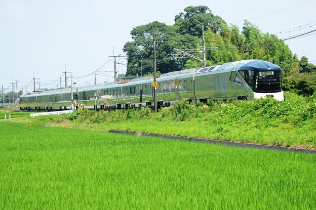 Photos: TRAIN SUITE 四季島 緑の日光線進入