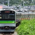 Photos: 205系仙石線あおば通行き