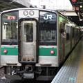 701系常磐線原ノ町行き仙台発車