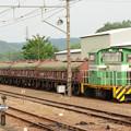 安中駅のDB301+トキ25000