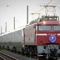 EF81 139号機牽引カシオペア紀行号