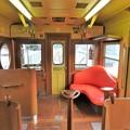 富士登山電車車内(3)