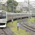 E217系快速エアポート成田入線