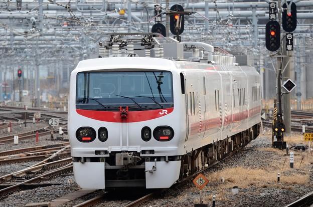 E491系 East i-E大宮5番発車