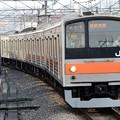 Photos: 武蔵野線205系M29編成東京行き府中本町入線