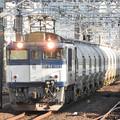 EF64 1003+白ホキ名古屋通過