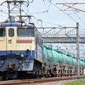 Photos: EF65 2139牽引8584レ宇都宮貨物(タ)発車