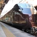 写真: E655系「和(なごみ)」団臨上野16番発車待機
