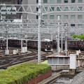Photos: 阪急梅田駅ホームから
