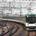 写真: 京阪9000系準急淀屋橋行き