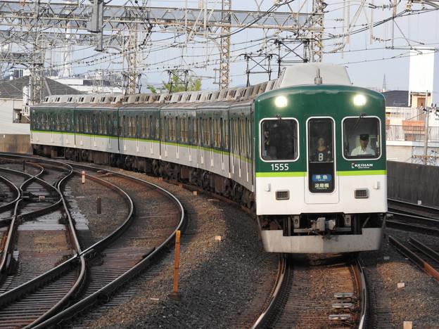 京阪1000系準急淀屋橋行き